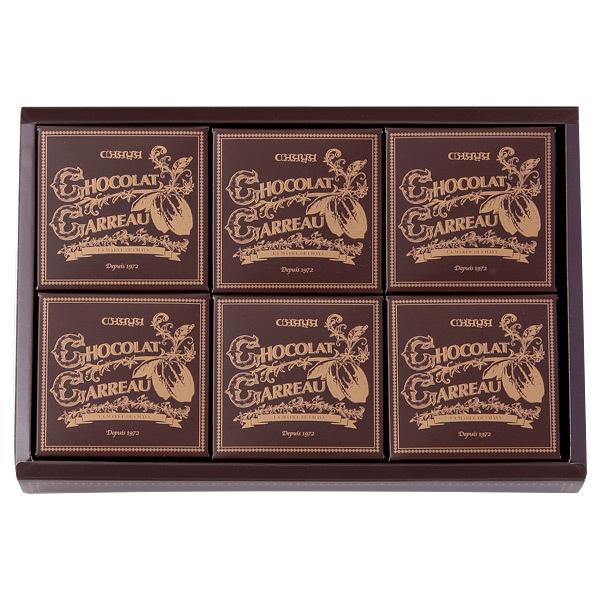 葉山のショコラ・カロ 6個入