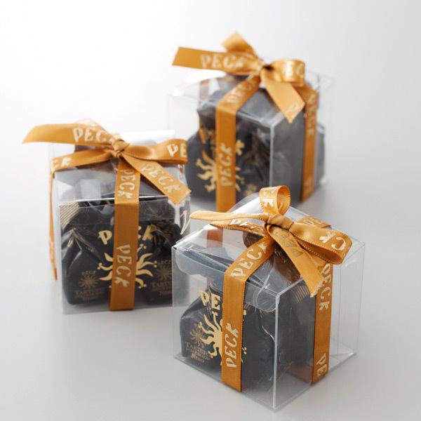 ピエモンテヘーゼルナッツチョコレート6個入×3箱セット
