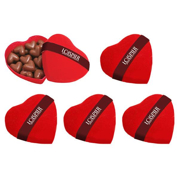 ハートショコラキス赤 5箱セット