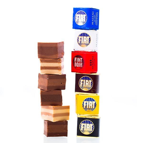 FIATチョコレート・6粒アソート