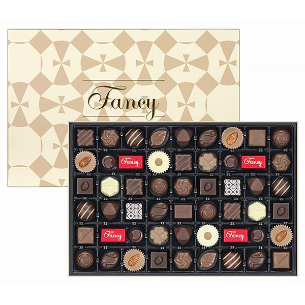 ファンシーチョコレート 54個入