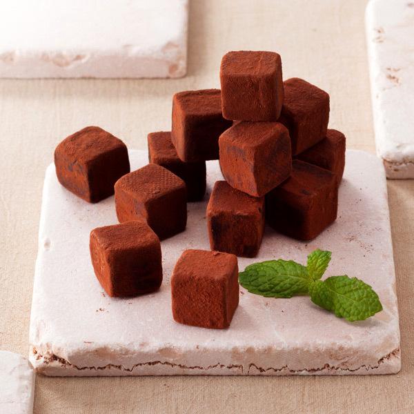 生チョコレートブルージュの石畳ミルクS