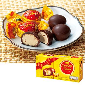セレナータデアモールチョコレート2箱