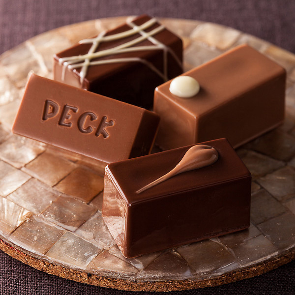 チョコラティーニ詰合せ 4粒 2箱セット