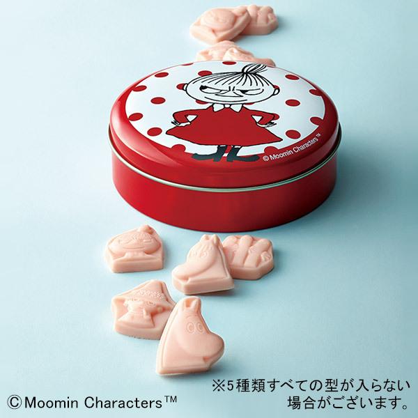 ムーミン×メリー ムーミンコミックス リトルミイ ストロベリーチョコレート 2箱セット