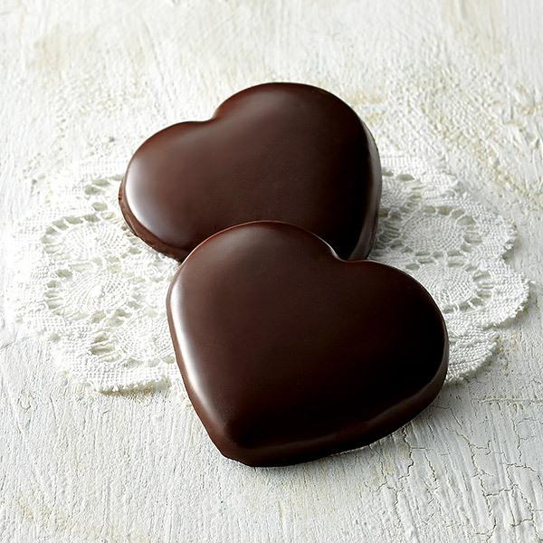 しあわせサブレ チョコレート 12枚入り