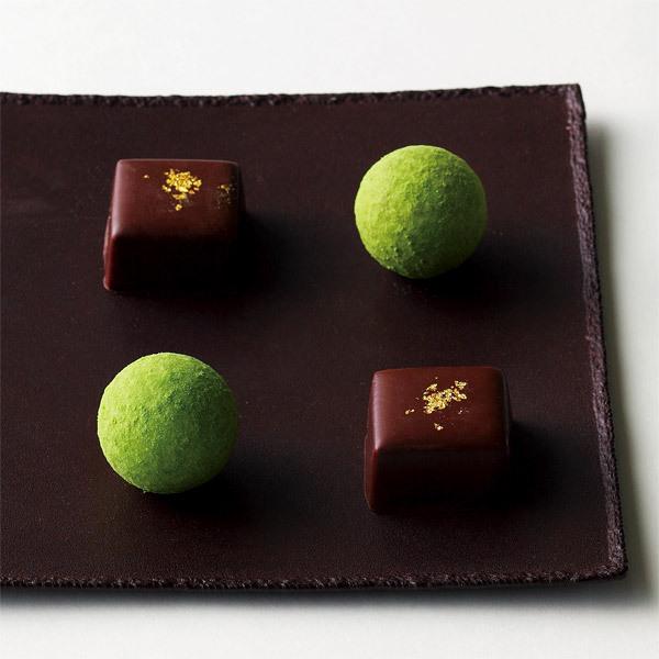 抹茶チョコレート 2個セット