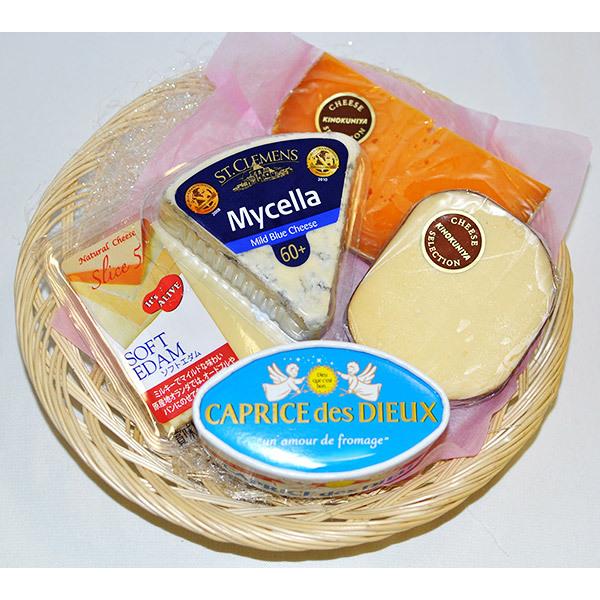 バレンタインチーズセット