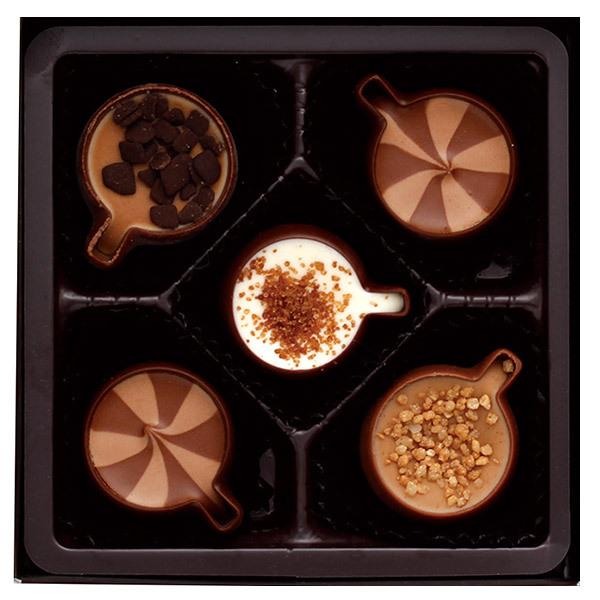 カフェショコラ5個2箱セット