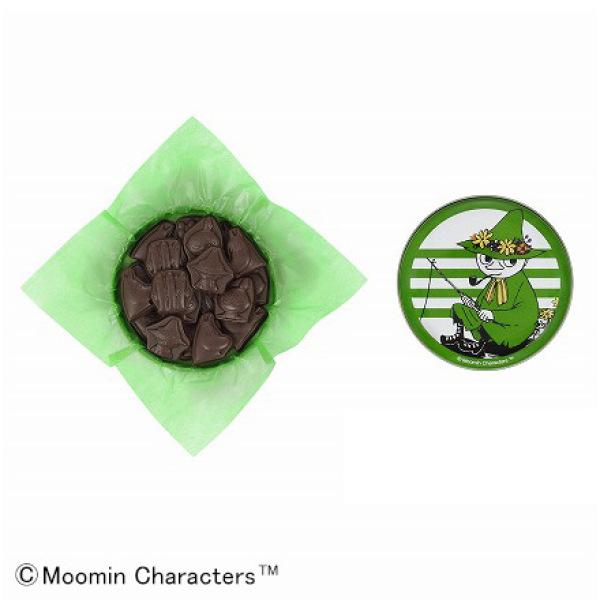 スナフキン スイートチョコレート ・リトルミイポーチ