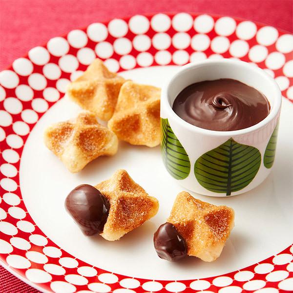 コロコロワッフルチョコディップ 2箱セット