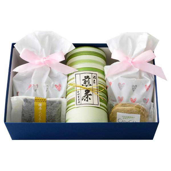 煎茶抹茶菓子V-25
