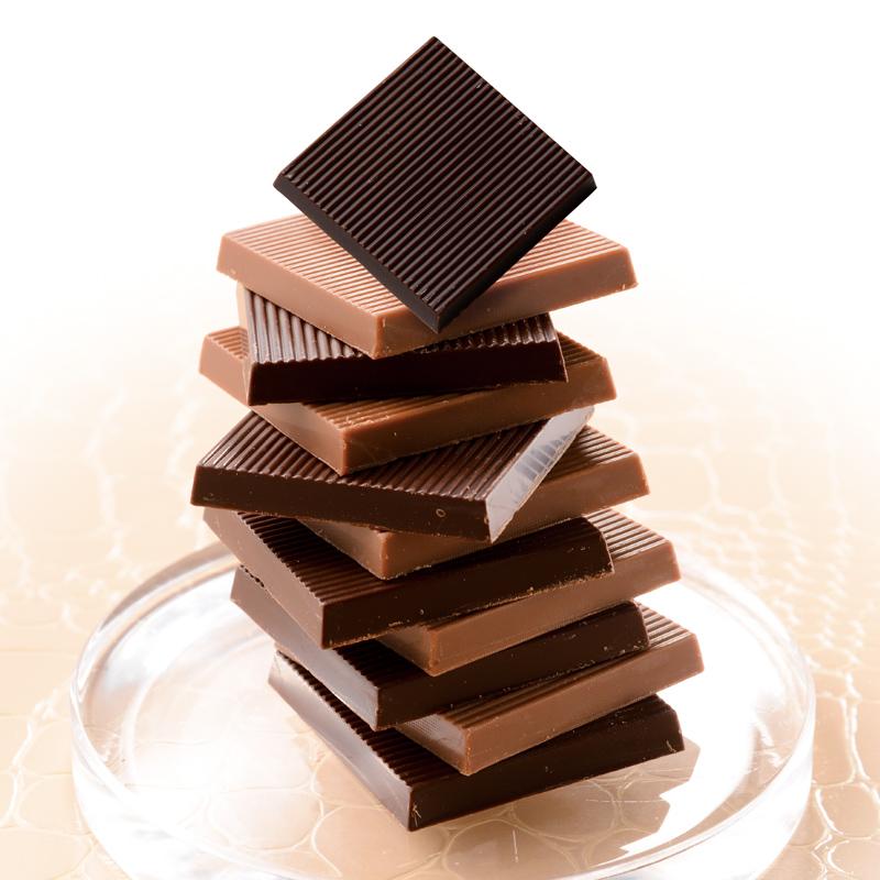 プレートチョコレート
