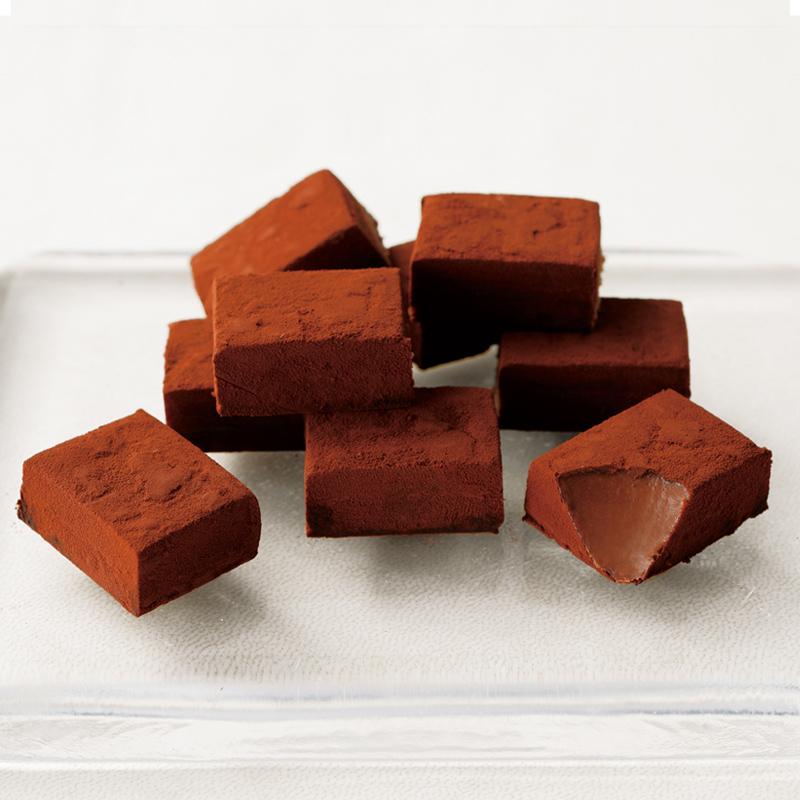 生チョコレート 山崎シェリーウッド