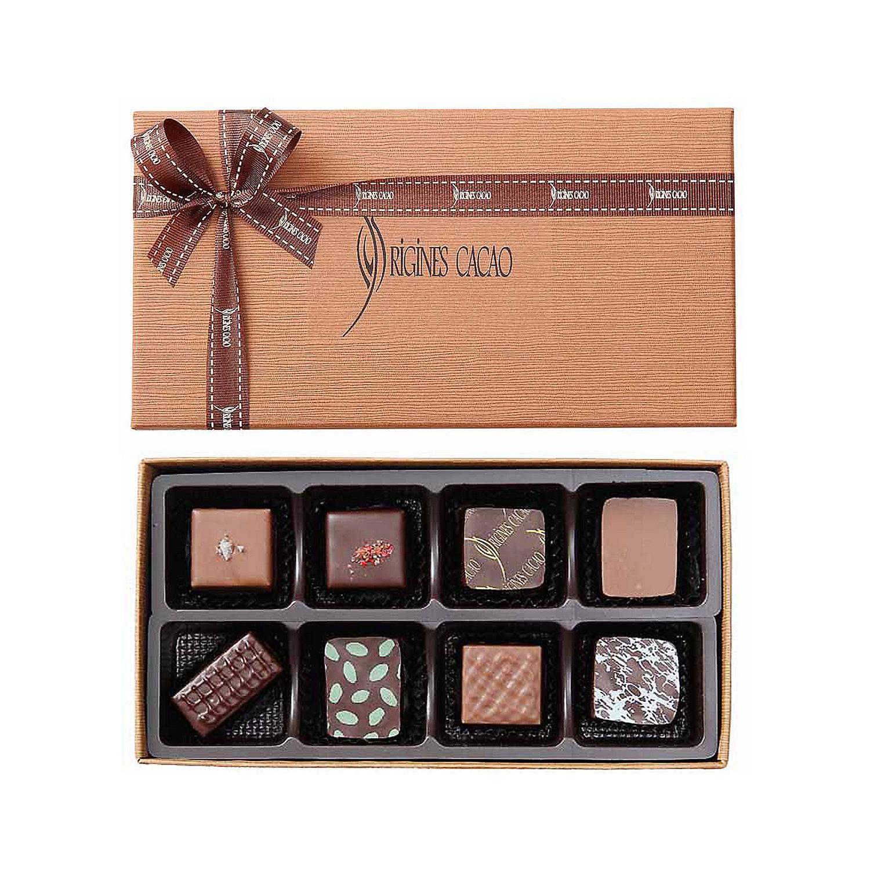 チョコレート詰合せ8個入