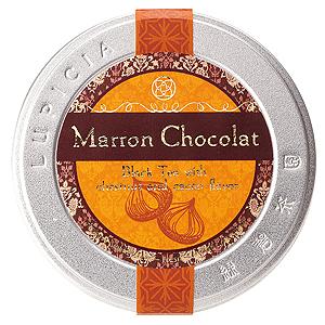 マロンショコラ ティーバッグ 5個プチ缶入