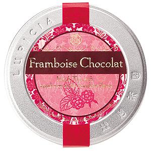 フランボワーズショコラ ティーバッグ 5個プチ缶入