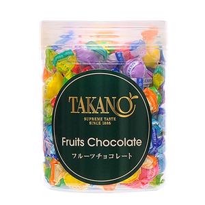 フルーツチョコレート 円筒