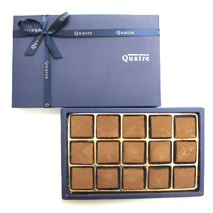 生チョコレート 15個