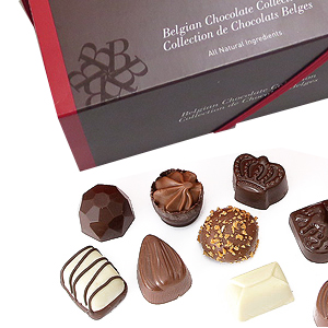 ブシャール ベルギーチョコレートコレクション 18粒