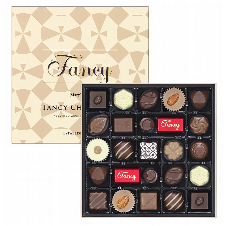 ファンシーチョコレート 25個入