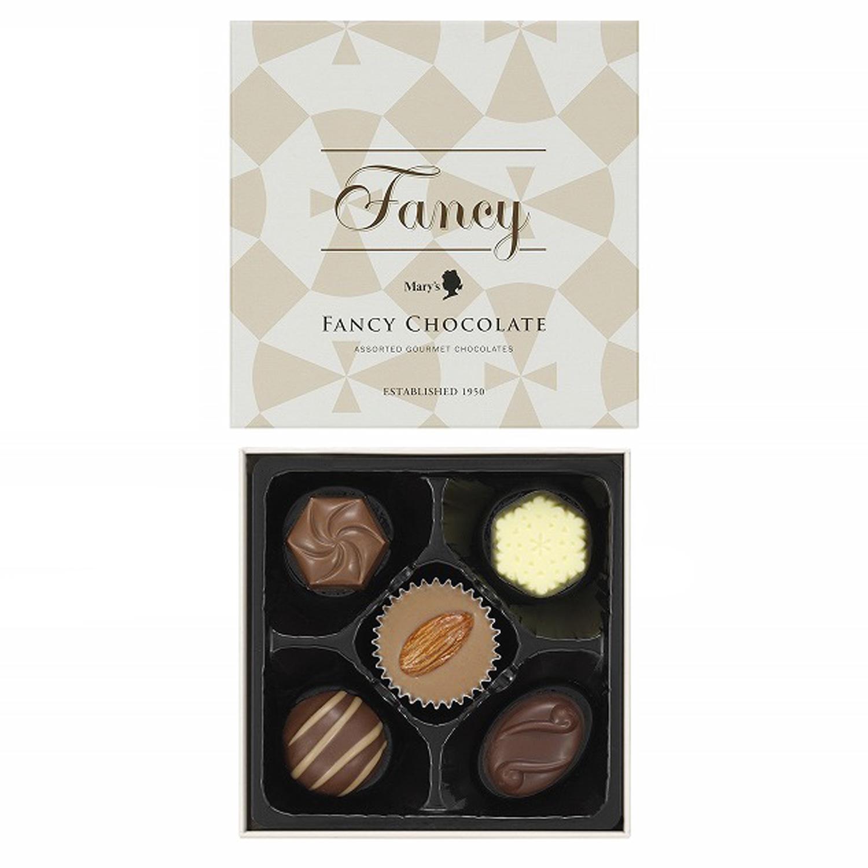 ファンシーチョコレート 5個入