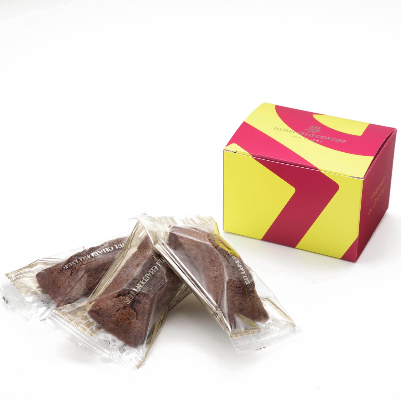 チョコレートフィナンシェ 3個入