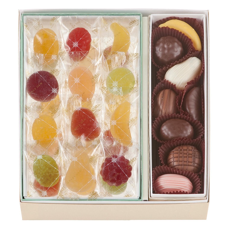 フルーツゼリー&ゼリーチョコレートアソート