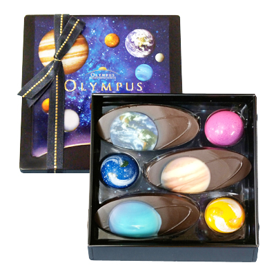 オリンポスの煌めき/Planete