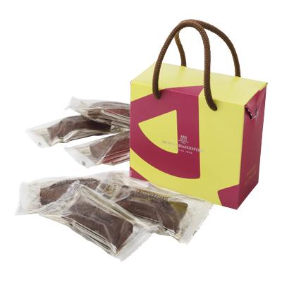 チョコレートフィナンシェ