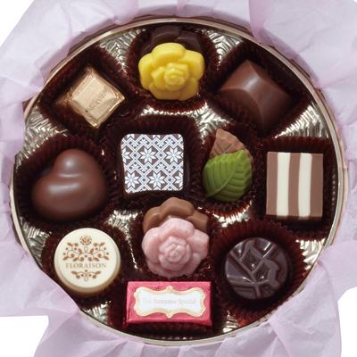 プレーンチョコレート 56g 13個入