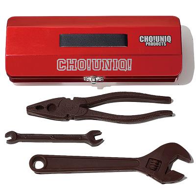 CHO!UNIQ チョー!ユニック 工具セット 小 ツールボックス