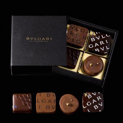 チョコレート・ジェムズ サン・ヴァレンティーノ2015ルイ・エ・レイ 4個