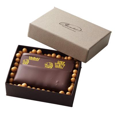 キャレチョコレート 8枚入