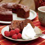 松坂屋 フレイバー ダブルチョコレートケーキ