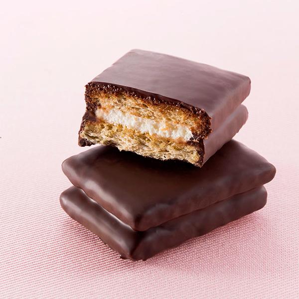 シュガーバターの木ショコラがけサンド12個入