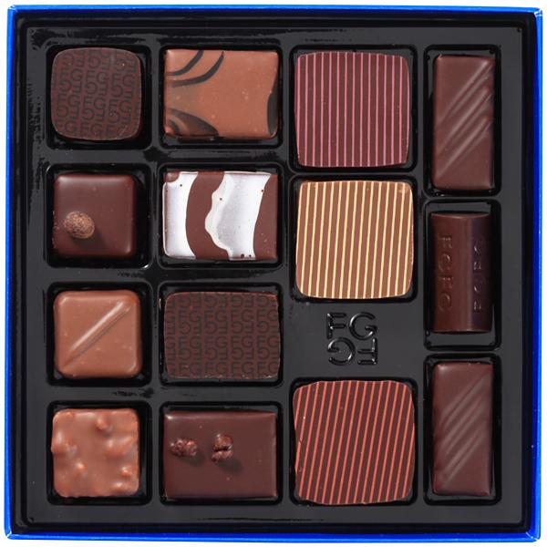 アソートチョコレート 14個入り