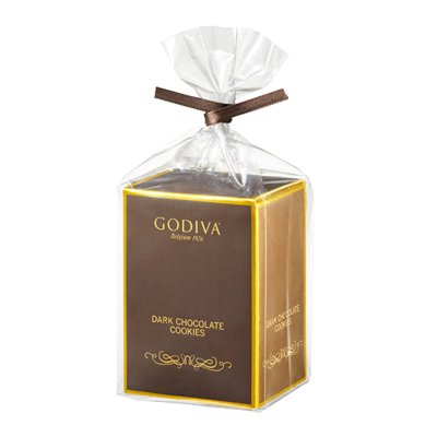 ゴディバ GODIVA ダークチョコレートクッキー 5枚
