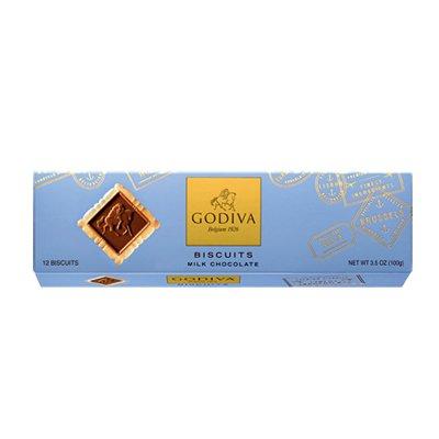 ゴディバ GODIVA ミルクチョコレート 12枚
