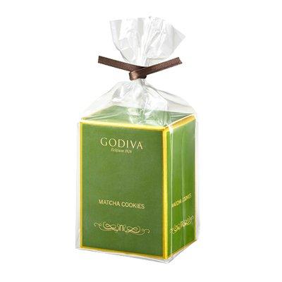ゴディバ GODIVA 抹茶クッキー 5枚