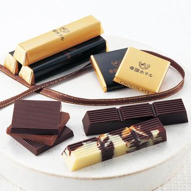 スティック&プレートチョコレート
