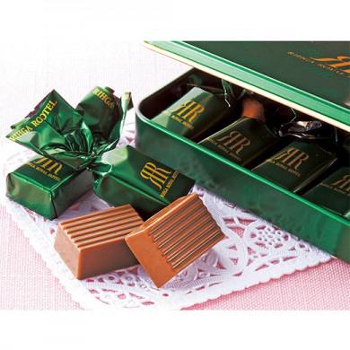 リーガロイヤルミルクチョコレート 缶入