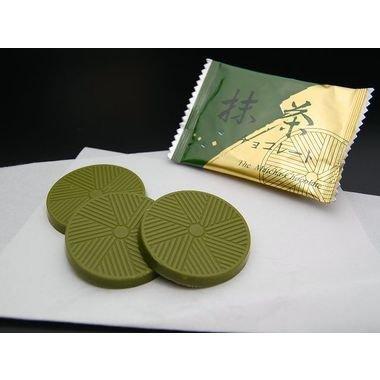 抹茶チョコレート 8枚入 宇治抹茶使用