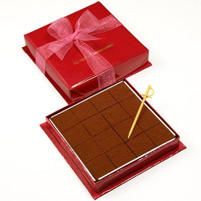 生チョコレート16個入