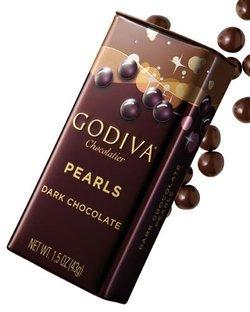 ゴディバ GODIVA ダークチョコレートパール