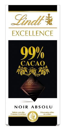 リンツ エクセレンス・99%カカオ 50g