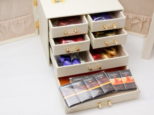 Galler ガレー チョコレート ベルギー王室御用達 プレミアムジュエリーボックス