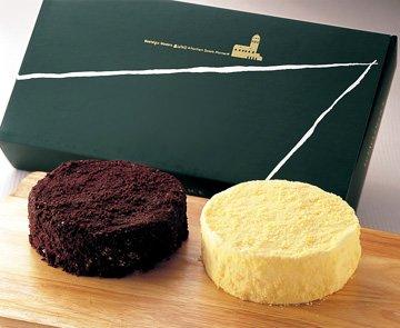 ルタオ LeTAO ドゥーブルセット ギフトボックス入 チーズケーキ