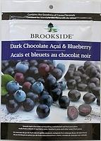 ダークチョコレート アサイー&ブルーベリー 200g