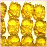 アマゾン 魚佐太のお菓子 招き猫あめ 12個入